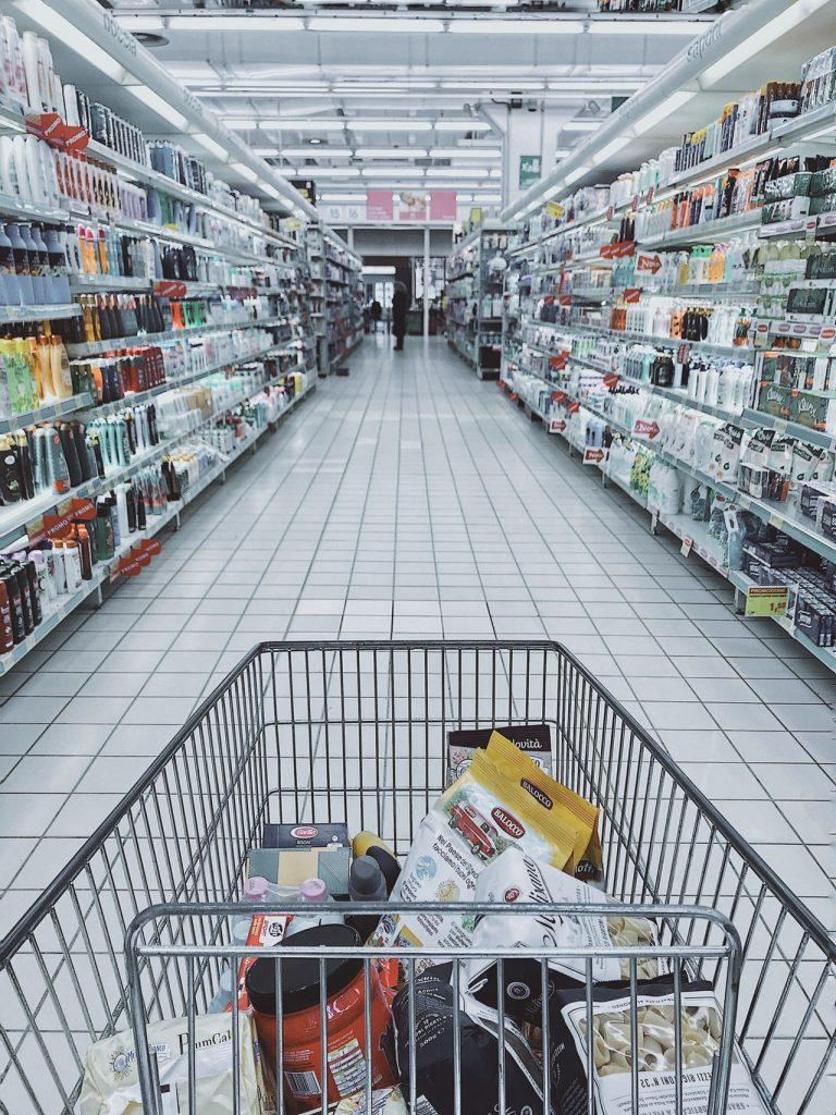 Shopping, retail