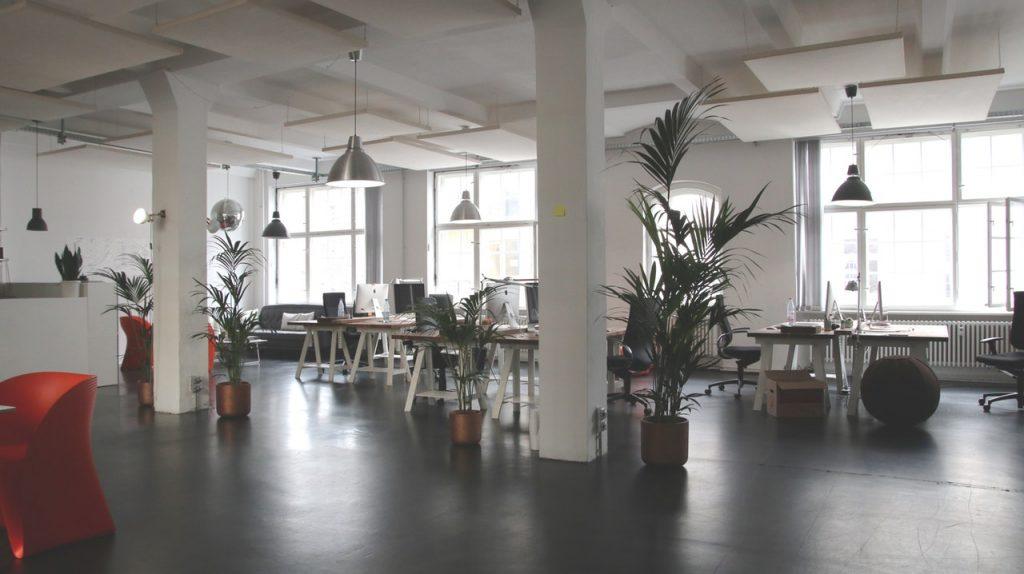 creative work place