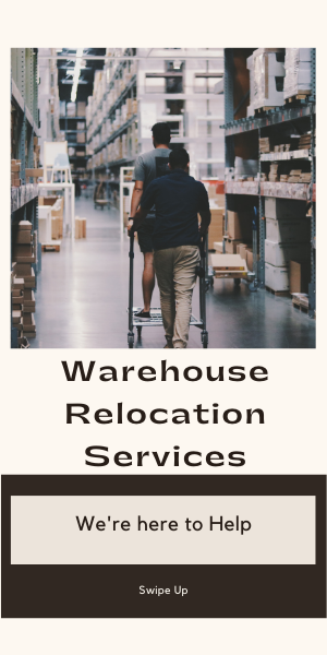 warehouse relocation services
